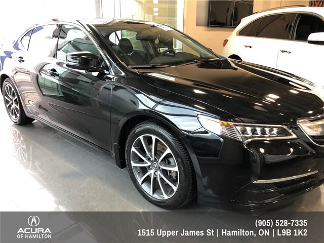 2017 Acura TLX Base (Stk: 1713350) in Hamilton - Image 3 of 16