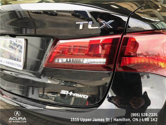 2017 Acura TLX Base (Stk: 1713350) in Hamilton - Image 5 of 16