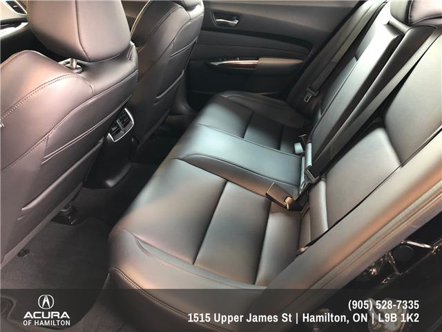 2017 Acura TLX Base (Stk: 1713350) in Hamilton - Image 6 of 16