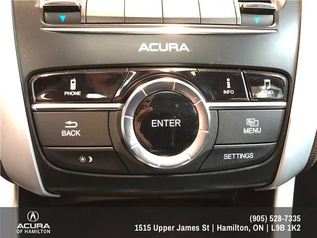 2017 Acura TLX Base (Stk: 1713350) in Hamilton - Image 11 of 16