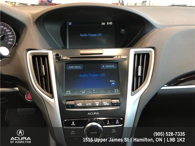 2017 Acura TLX Base (Stk: 1713350) in Hamilton - Image 12 of 16