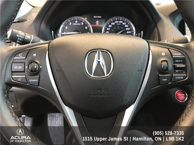 2017 Acura TLX Base (Stk: 1713350) in Hamilton - Image 16 of 16