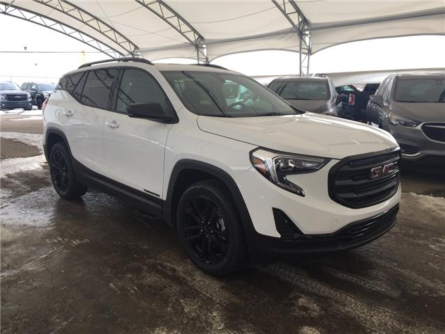 2019 GMC Terrain SLE (Stk: 172420) in AIRDRIE - Image 1 of 23