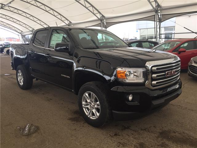 2019 GMC Canyon SLE (Stk: 172552) in AIRDRIE - Image 1 of 18