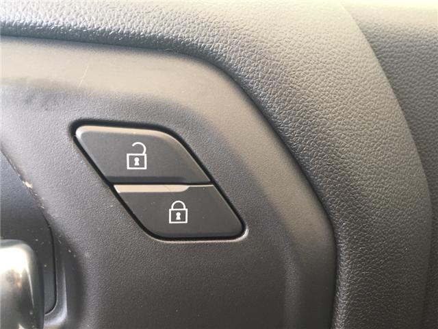 2019 Chevrolet Silverado 1500 Silverado Custom Trail Boss (Stk: 172603) in AIRDRIE - Image 9 of 17