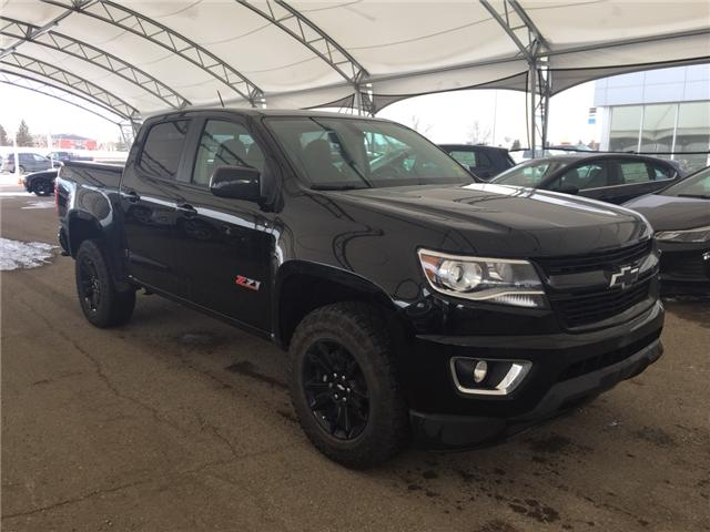 2017 Chevrolet Colorado Z71 (Stk: 148563) in AIRDRIE - Image 1 of 19