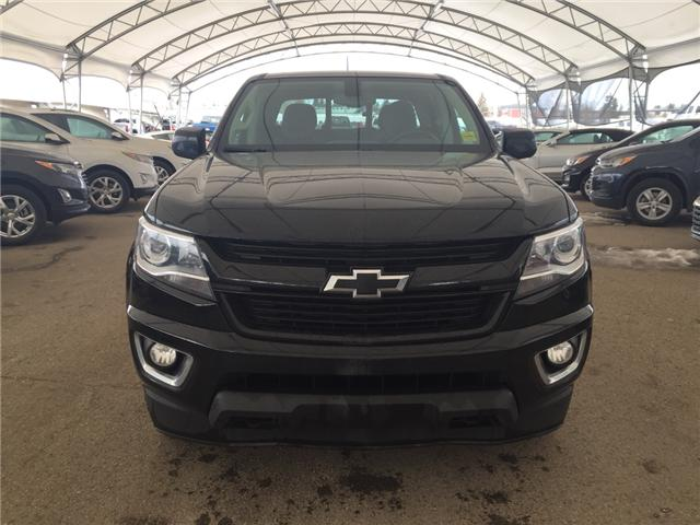 2017 Chevrolet Colorado Z71 (Stk: 148563) in AIRDRIE - Image 2 of 19