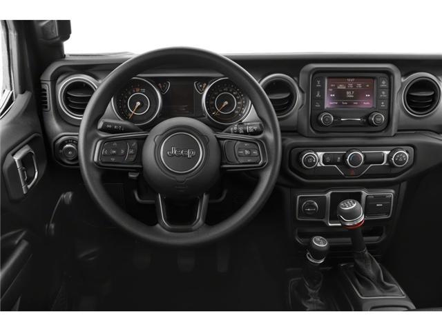 2019 Jeep Wrangler Sport (Stk: 19JLSSO) in Ottawa - Image 2 of 7
