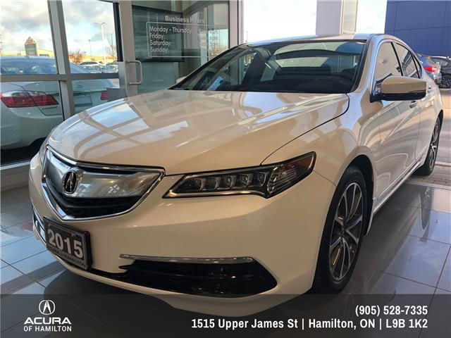 2015 Acura TLX Tech (Stk: 1513300) in Hamilton - Image 1 of 16