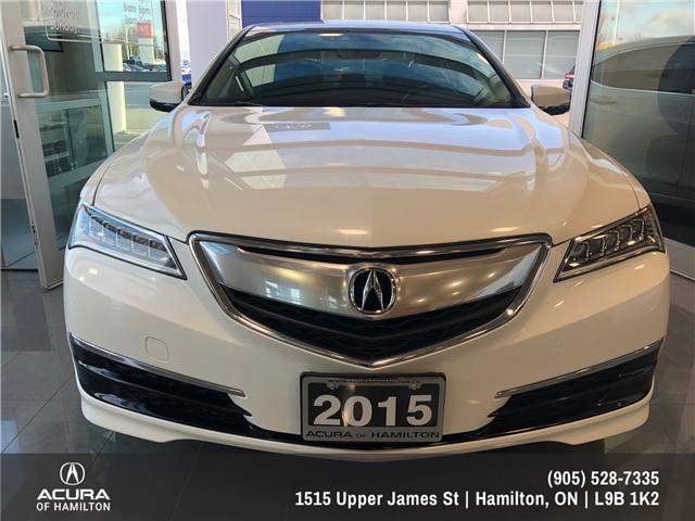 2015 Acura TLX Tech (Stk: 1513300) in Hamilton - Image 2 of 16