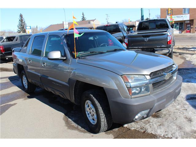 2003 Chevrolet Avalanche 1500 Base (Stk: CBK2480) in Regina - Image 1 of 18