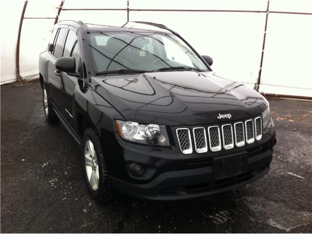 2015 Jeep Compass Sport/North (Stk: 180186A) in Ottawa - Image 1 of 24