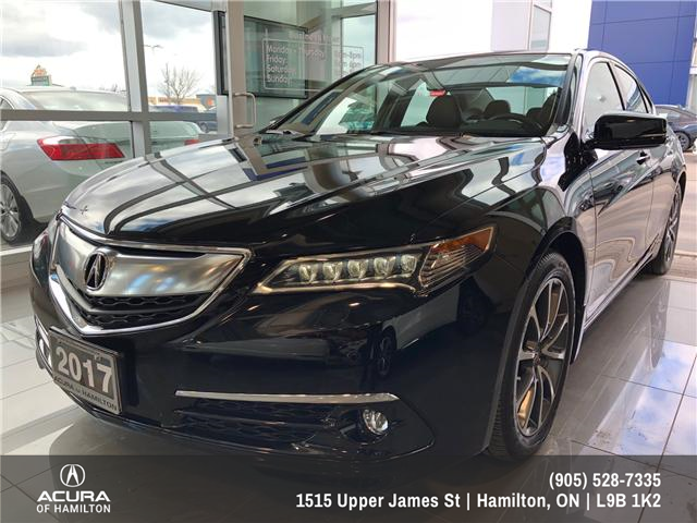 2017 Acura TLX Base (Stk: 1713380) in Hamilton - Image 2 of 18