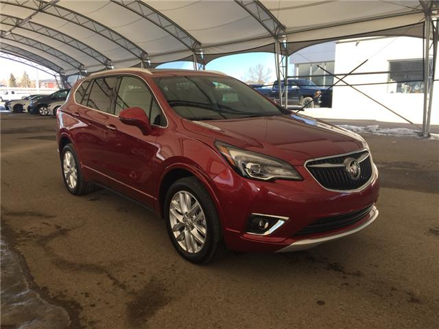 2019 Buick Envision Premium I (Stk: 172223) in AIRDRIE - Image 1 of 24