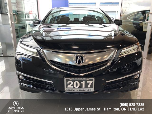 2017 Acura TLX Base (Stk: 1713380) in Hamilton - Image 2 of 17