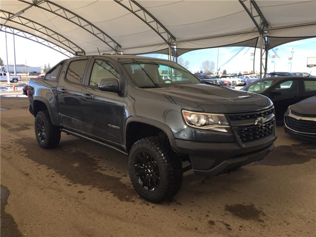 2019 Chevrolet Colorado ZR2 (Stk: 168846) in AIRDRIE - Image 1 of 20