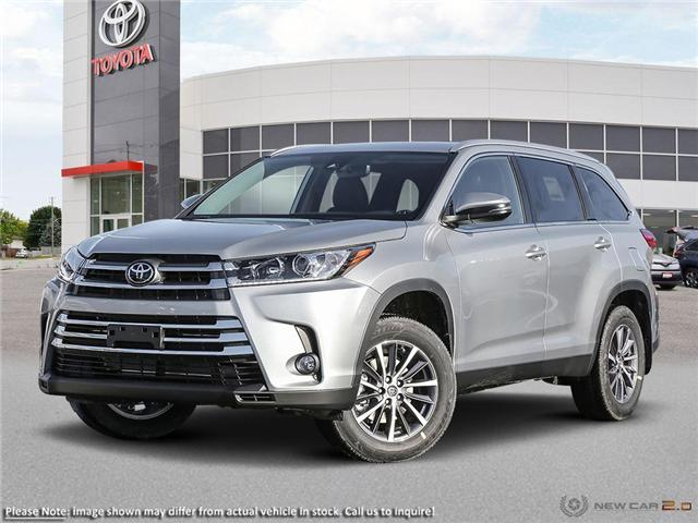2019 Toyota Highlander XLE (Stk: 219376) in London - Image 1 of 24