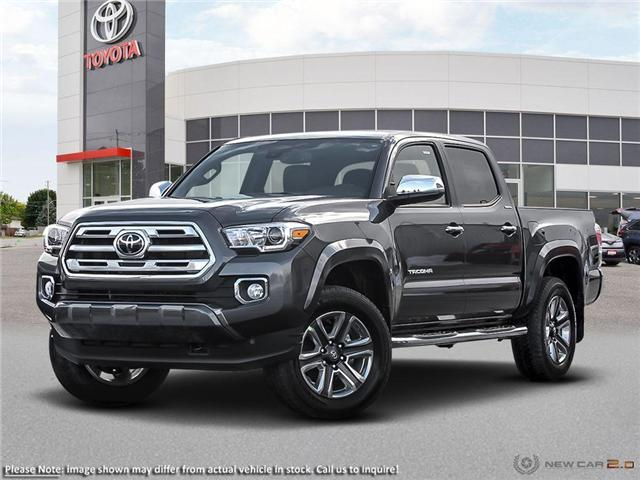 2019 Toyota Tacoma Limited V6 (Stk: 219291) in London - Image 1 of 24