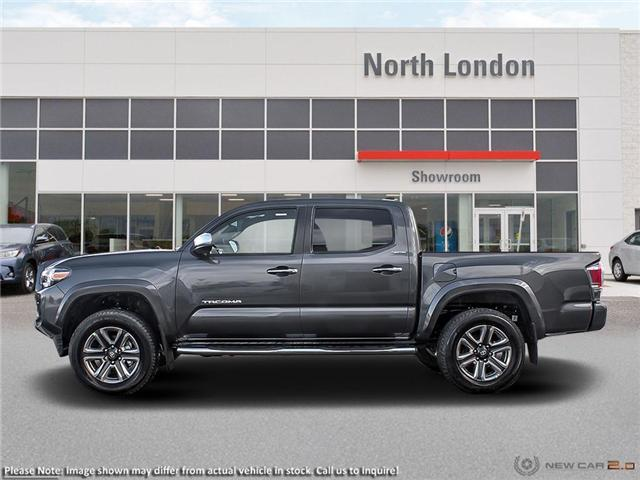 2019 Toyota Tacoma Limited V6 (Stk: 219291) in London - Image 3 of 24