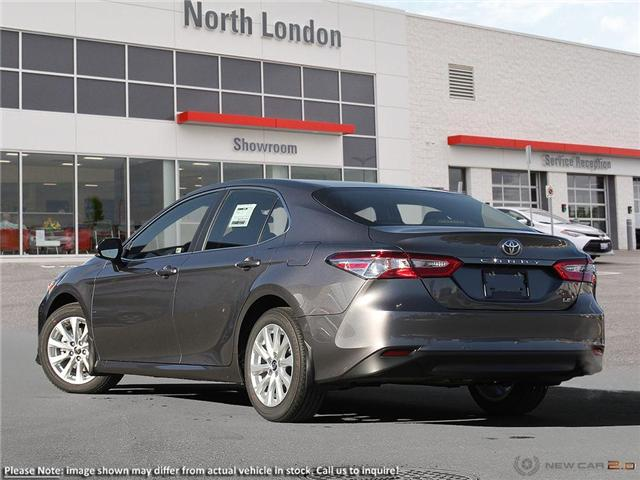2019 Toyota Camry LE (Stk: 219419) in London - Image 4 of 23