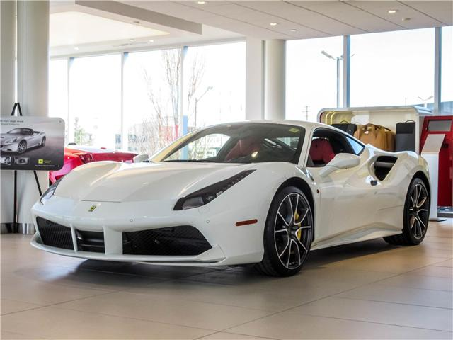 2018 Ferrari 488 GTB Base (Stk: U4136) in Vaughan - Image 1 of 16