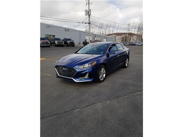 2018 Hyundai Sonata GLS Sport (Stk: p19-056) in Dartmouth - Image 1 of 11