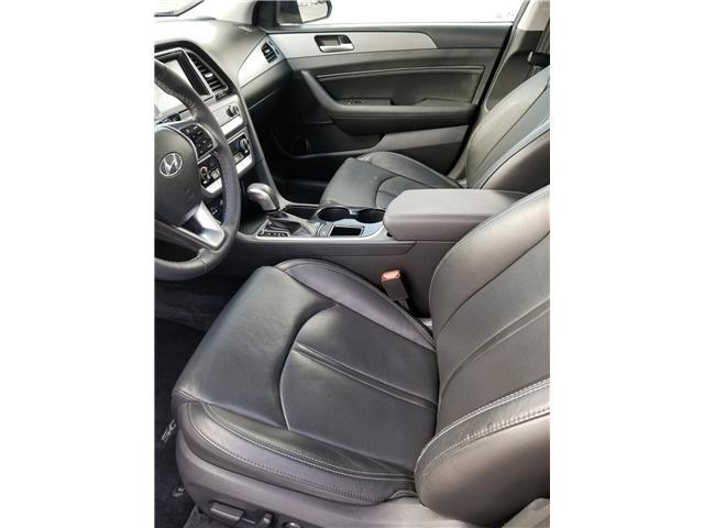 2018 Hyundai Sonata GLS Sport (Stk: p19-056) in Dartmouth - Image 8 of 11