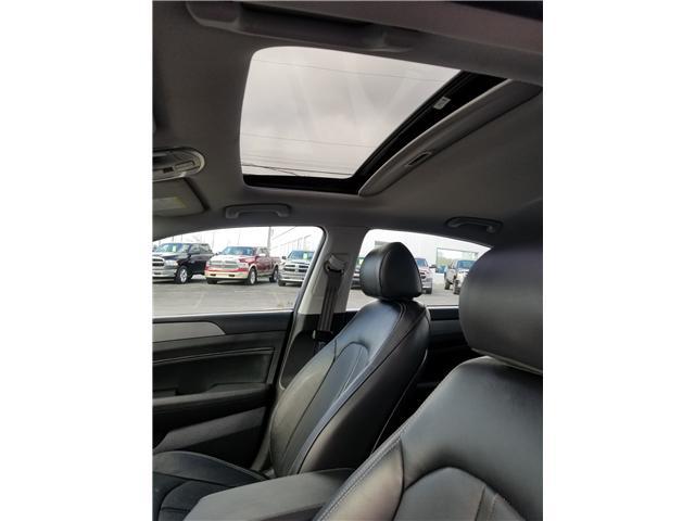 2018 Hyundai Sonata GLS Sport (Stk: p19-056) in Dartmouth - Image 9 of 11
