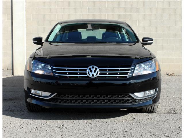 2015 Volkswagen Passat 2.0 TDI Comfortline (Stk: V6953A) in Saskatoon - Image 2 of 22