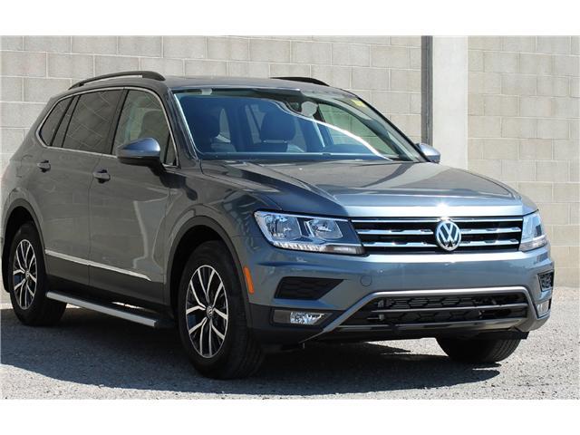 2019 Volkswagen Tiguan Comfortline (Stk: 69169) in Saskatoon - Image 1 of 22
