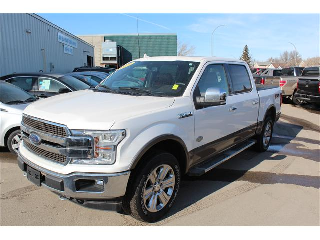 2018 Ford F-150 King Ranch (Stk: CT2776) in Regina - Image 1 of 25