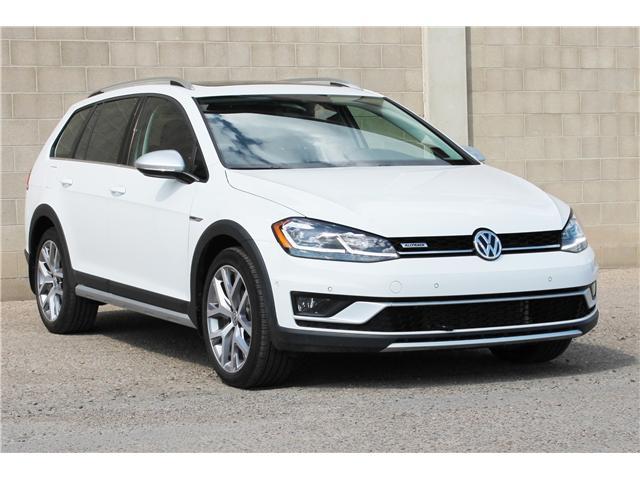 2018 Volkswagen Golf Alltrack 1.8 TSI (Stk: 68194) in Saskatoon - Image 1 of 7