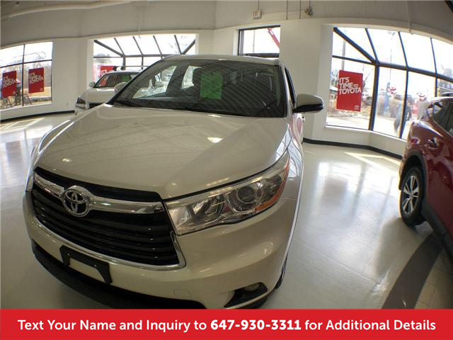 2014 Toyota Highlander XLE (Stk: 19910) in Mississauga - Image 1 of 20