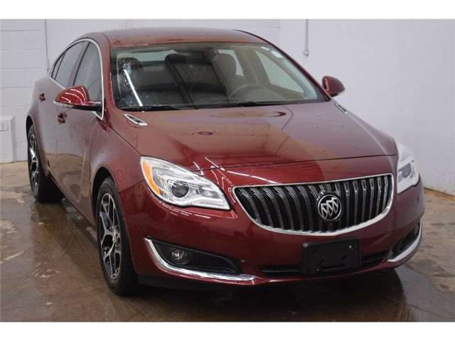 2017 Buick Regal SPORT TOURING - BACKUP CAM * HTD SEATS * LEATHER (Stk: B3451) in Kingston - Image 2 of 30