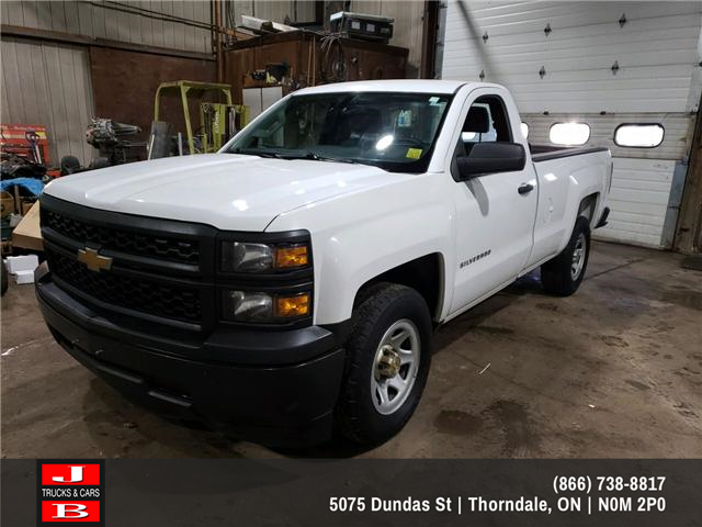 2015 Chevrolet Silverado 1500 WT (Stk: 5632) in Thordale - Image 1 of 9