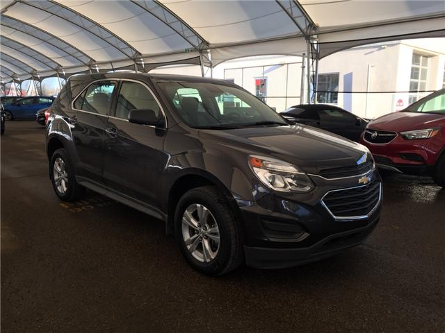 2016 Chevrolet Equinox LS (Stk: 139602) in AIRDRIE - Image 1 of 18