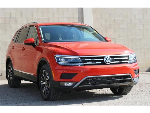 2018 Volkswagen Tiguan Highline (Stk: 68353) in Saskatoon - Image 1 of 22