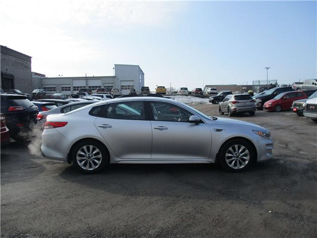 2017 Kia Optima LX+ - BACKUP CAM * HEATED SEATS * SAT RADIO (Stk: B3554) in Kingston - Image 1 of 1