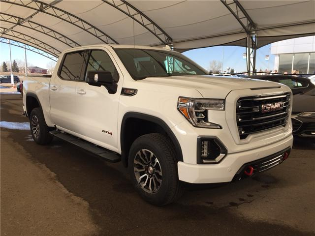 2019 GMC Sierra 1500 AT4 (Stk: 172732) in AIRDRIE - Image 1 of 21