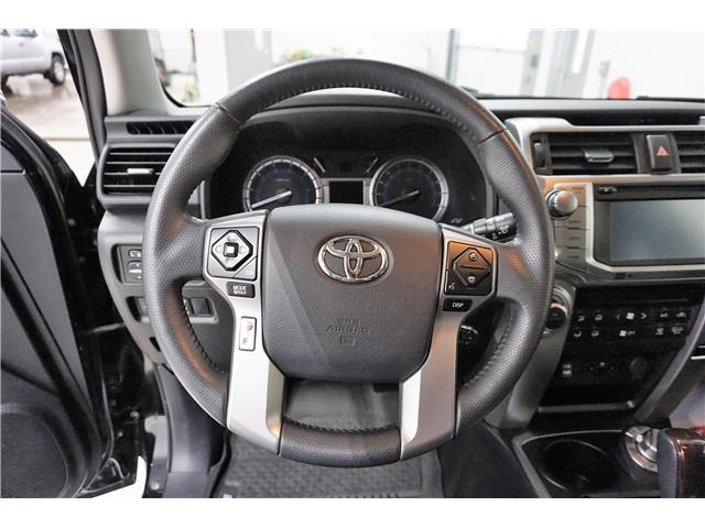 2018 Toyota 4Runner SR5 (Stk: T18354A) in Sault Ste. Marie - Image 11 of 18