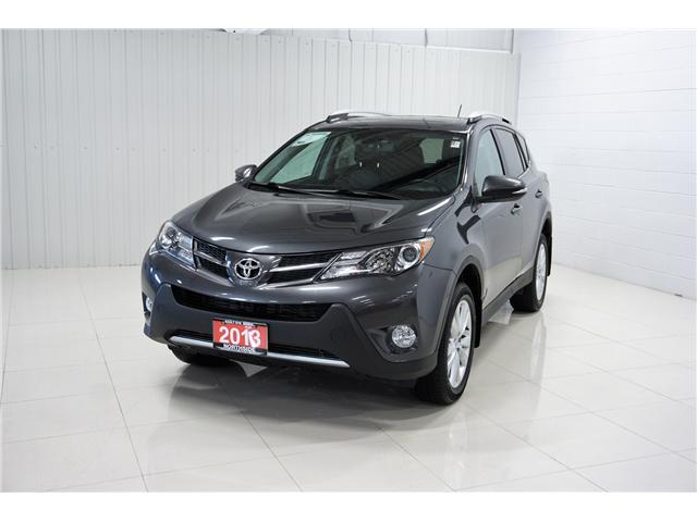 2013 Toyota RAV4 Limited (Stk: P5205) in Sault Ste. Marie - Image 1 of 17