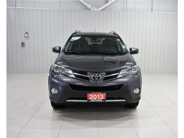 2013 Toyota RAV4 Limited (Stk: P5205) in Sault Ste. Marie - Image 2 of 17