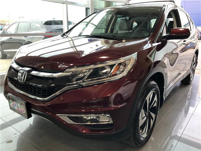 2016 Honda CR-V Touring (Stk: 1613390) in Hamilton - Image 2 of 19