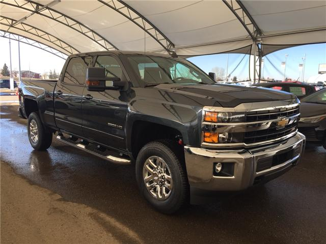 2019 Chevrolet Silverado 3500HD LT (Stk: 172418) in AIRDRIE - Image 1 of 20