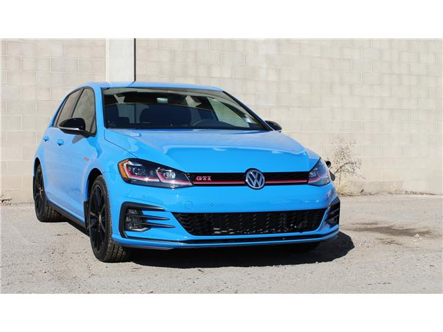 2019 Volkswagen Golf GTI 5-Door Rabbit (Stk: 69279) in Saskatoon - Image 1 of 22