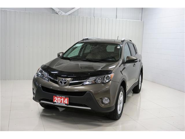 2014 Toyota RAV4 XLE (Stk: P5207) in Sault Ste. Marie - Image 1 of 17