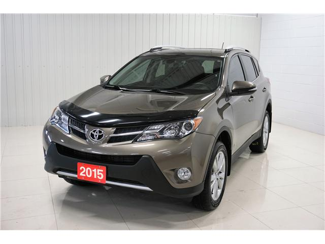 2015 Toyota RAV4 Limited (Stk: P5225A) in Sault Ste. Marie - Image 1 of 22