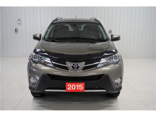 2015 Toyota RAV4 Limited (Stk: P5225A) in Sault Ste. Marie - Image 2 of 22