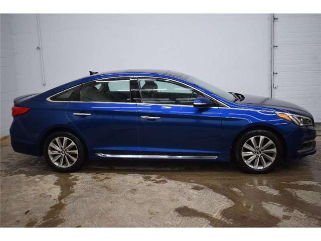 2016 Hyundai Sonata SPORT TECH - NAV * LEATHER * HTD SEATS (Stk: B3574) in Kingston - Image 1 of 30