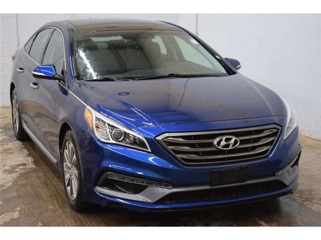 2016 Hyundai Sonata SPORT TECH - NAV * LEATHER * HTD SEATS (Stk: B3574) in Kingston - Image 2 of 30